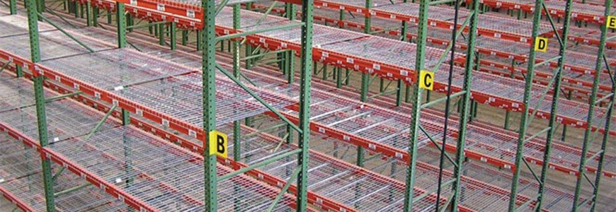 warehouse racking equipment